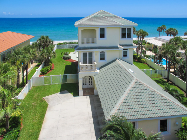Satellite Beach Oceanfront Home