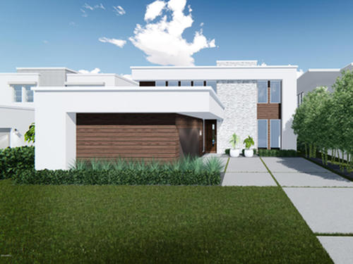 One of the to-be-built options offered by Elan Builders