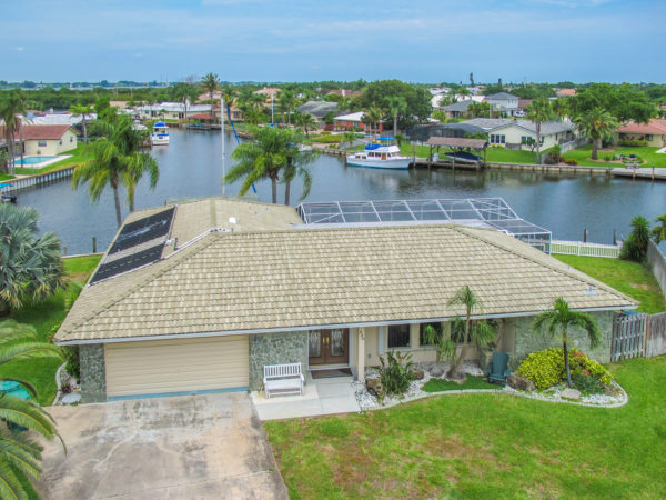 Waterfront Homes for sale in Satellite Beach